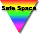 "Symbol of so-called ""safe space"" for homosexual children"